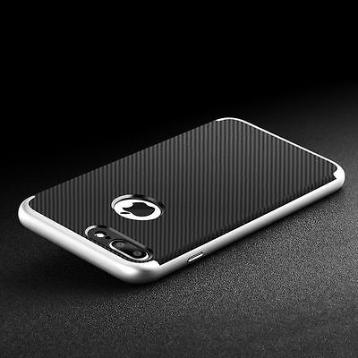 Ultra-thin Shockproof Hybrid Bumper Protective Case Cover For iPhone 7 7Plus