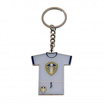 Official Licensed Football Club Leeds United Keyring Kit Key Ring Gift Crest Fan