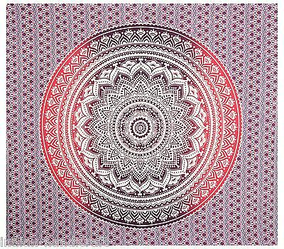 10 Double Mandala Tapestry Wall Hanging Throw Cotton Bedding Wholesale TD9