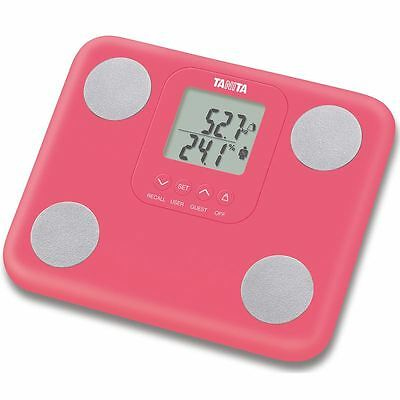 Tanita BC730P Pink Innerscan Body Composition Monitor Scale