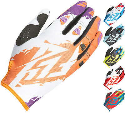 Fly Racing 2017 Kinetic Motocross MX Gloves Enduro Off Road Vented Lightweight