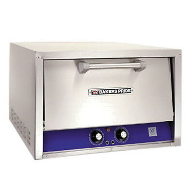 Bakers Pride P24S Single Compartment Countertop Electric Pizza Oven