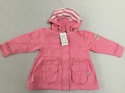 Baby Girls Frill Neck Jacket NBB00115