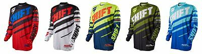 Shift Racing Mens Assault Race Jersey 2015