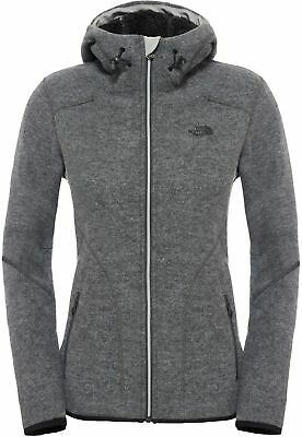 North Face W ZERMATT FULL ZIP HOODIE TNFMDGYHTR(STD)
