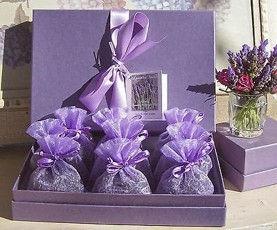 Dried Flower Beautiful Calming Scent Bags, Lavender, Rose, Chamomile and More