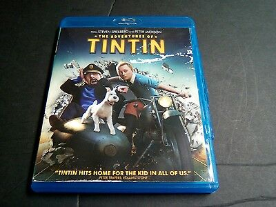 The Adventures of Tintin (Blu-ray