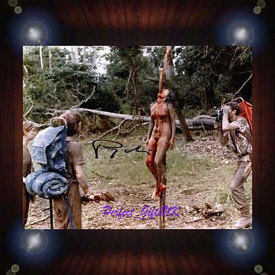 Cannibal Holocaust Ruggero Deodato Signed Autographed Framed Photo/Canvas Print