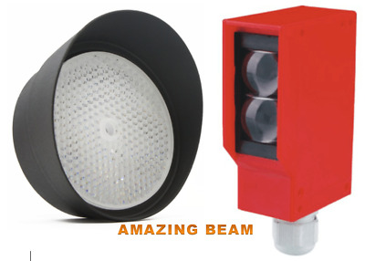Safety Switch Photo Beam Reflector Type Sensor