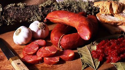 SPICY Portuguese CHORIZO / CHOURIÇO / SAUSAGE from PORTUGAL ** FREE SHIPPING
