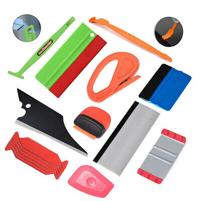 Professional Window Tinting Tools, Auto Car Wrap Installation Tint Film Squeegee