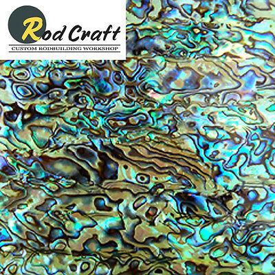 Abalone Shell Inlays (Adhesive Shell Sheet)