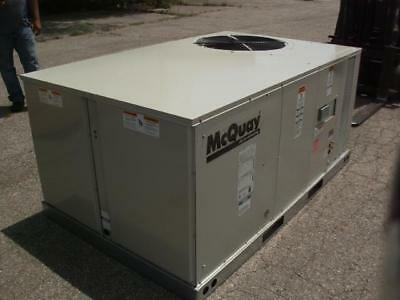 Mcquay Mps004Bgdk13Ebfe 4 Ton Rooftop Gas/electric Air Conditioner R-410A