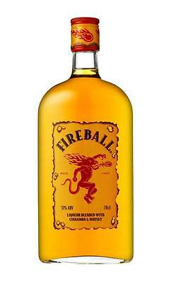 Fireball Cinnamon Whisky Liqueur (700ml)