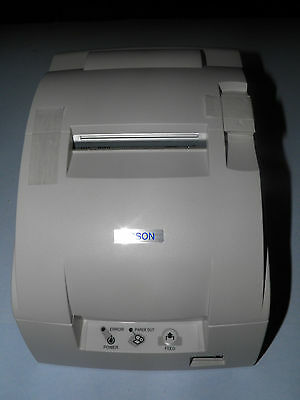 EPSON TM-U220D M188D POS Receipt Printer Serial  No Power Supply
