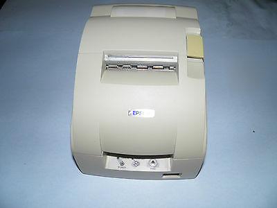 EPSON TM-U220D M188D POS Receipt Printer Parallel Interface no Power Supply