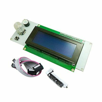 Reprap RAMPS 1.4 2004 LCD Display Intelligent Controller With SD Card 3D Printer