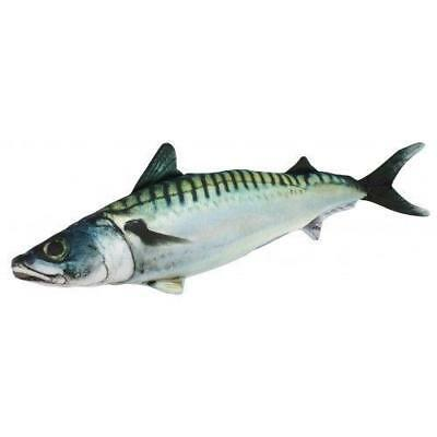Mackerel Fish Cushion 60cm