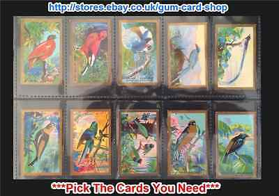 ☆ Cavanders - Foreign Birds 1926 (G) ***Pick The Cards You Need***
