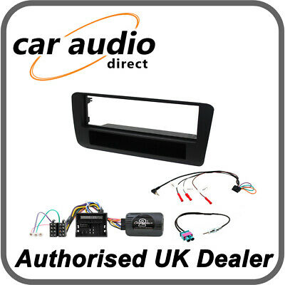 Connects2 CTKAU07 Audi A1 Single Din Stereo Radio Full Installation Kit Parts