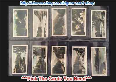 ☆ Cavanders - Beauty Spots of Britain 1927 (G) ***Pick The Cards You Need***
