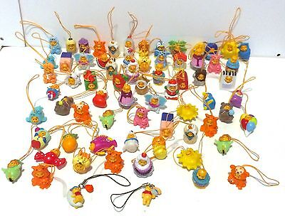 Disney Winnie The Pooh Peek A Pooh Large Lot Dangles Charms 68+ Pieces