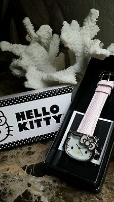 Hello Kitty Pink Watch NEW