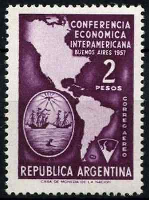 Argentina 1957 SG#906 Air Inter-American Economic Conference MNH #D33016