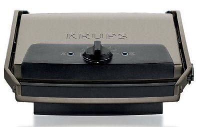 Krups Expert PG7000 Panini Maker Cool touch handle New