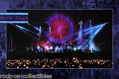Pink Floyd 1988 Delicate Sound of Thunder - In Concert Original Promo Poster