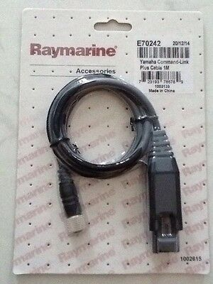 Raymarine E70242 Yamaha Command Link Plus Cable 1M