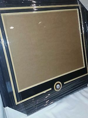Pittsburgh Steelers Frame Your Photo 16x20 Team Emblem Deluxe Frame Kit