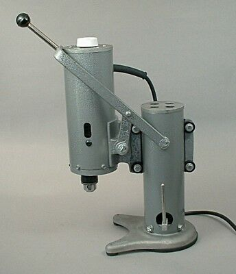 Baldwin Drill Press BM#41 - Suction Cup Glass Drilling Machine - Variable Speed