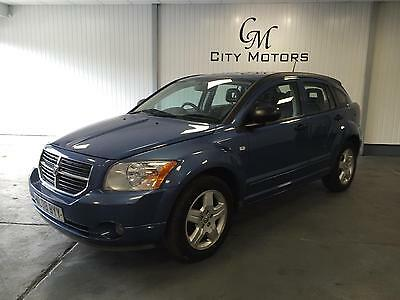 Dodge Caliber 1.8 SXT Hatchback 5d 1798cc