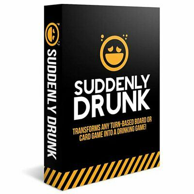 Suddenly Drunk Card Game Core Set Make Any Turn Based Game A Drinking Game