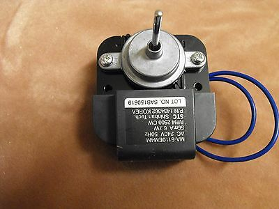 1434362: Kelvinator Refridgerator Frost Free Fan Motor GENUINE, BEWARE OF COPIES