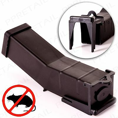 HUMANE MOUSE TRAP EASY SET Reusable Free Indoor/Outdoor Live Catch Mice/Rodents