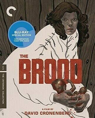 The Brood (Criterion Collection) [New Blu-ray] Widescreen