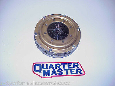 "QuarterMaster 7-1/4"" Triple Disc 26 Spline Chevy Clutch ASA NASCAR  QM3"