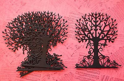 New - Tutti Tree of Life Die Cuts - Black (pack of 5)