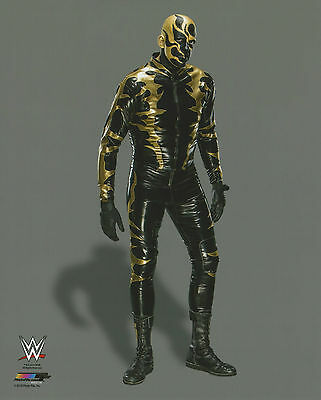 WWE 8x10 Official Promo Photo Goldust Rhodes Studio 2015 BRAND NEW