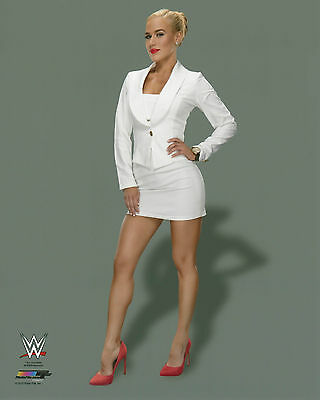 WWE 8x10 Official Promo Photo Lana 2015 BRAND NEW