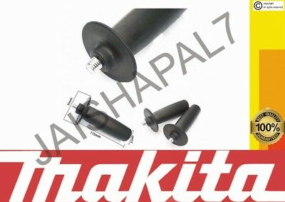 1 x  Makita 18V Angle Grinder Side Handle BGA452 DGA452 Genuine