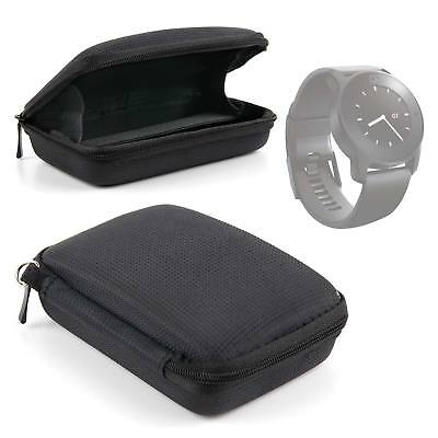 Durable Compact GPS Carry Case With Soft Lining for Philips Health Watch