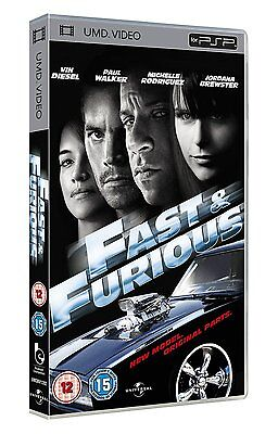 Fast And Furious - Sony Psp Umd