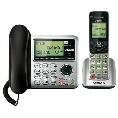 Vtech Corded/Cordless Answering System with Caller ID/Call Waiting CS6649