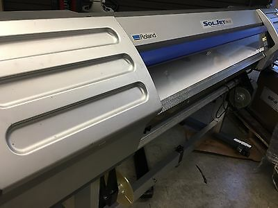 "Roland Soljet SC-540 Print & Cut Eco Solvent 54"" Large Format Printer"