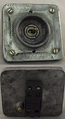 New vintage industrial switch