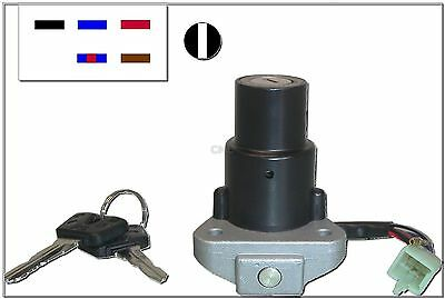 Ignition Switch lock Yamaha DTR125 DT125R 1989-1998