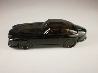 Avon Brown Glass Car After Shave Bottle